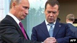 Путин, Медведев и технология власти