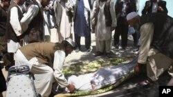 Liên Hiệp Quốc hoan nghênh việc con số thương vong sút giảm, nhưng nói rằng người dân Afghanistan vẫn còn bị giết hại 'ở một mức độ đáng báo động'