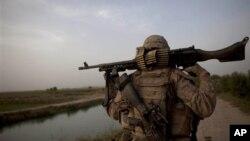Američki marinac u Avganistanu (arhivska fotografija)