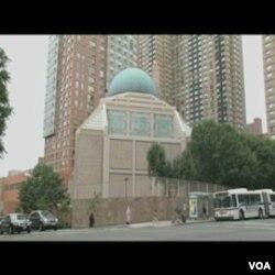Islamski centar u gornjem istočnom Manhattanu u New Yorku