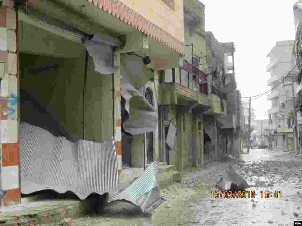 Shexmeqsud - Syria