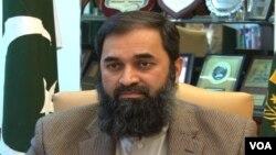 وفاقی وزیر ممکت برائے اُمور داخلہ بلیغ الرحمان (فائل فوٹو)