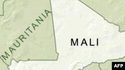 말리 지도 (자료 사진)