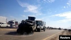 Şubat ayında da Taci'de bir polis aracına intihar saldırısı düzenlenmişti.