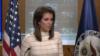 美国务院发言人:香港人的和平抗议令人感动