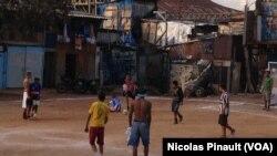 Favela Moinho, San Paulo