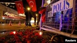 Turkey, Jan. 1, 2017.