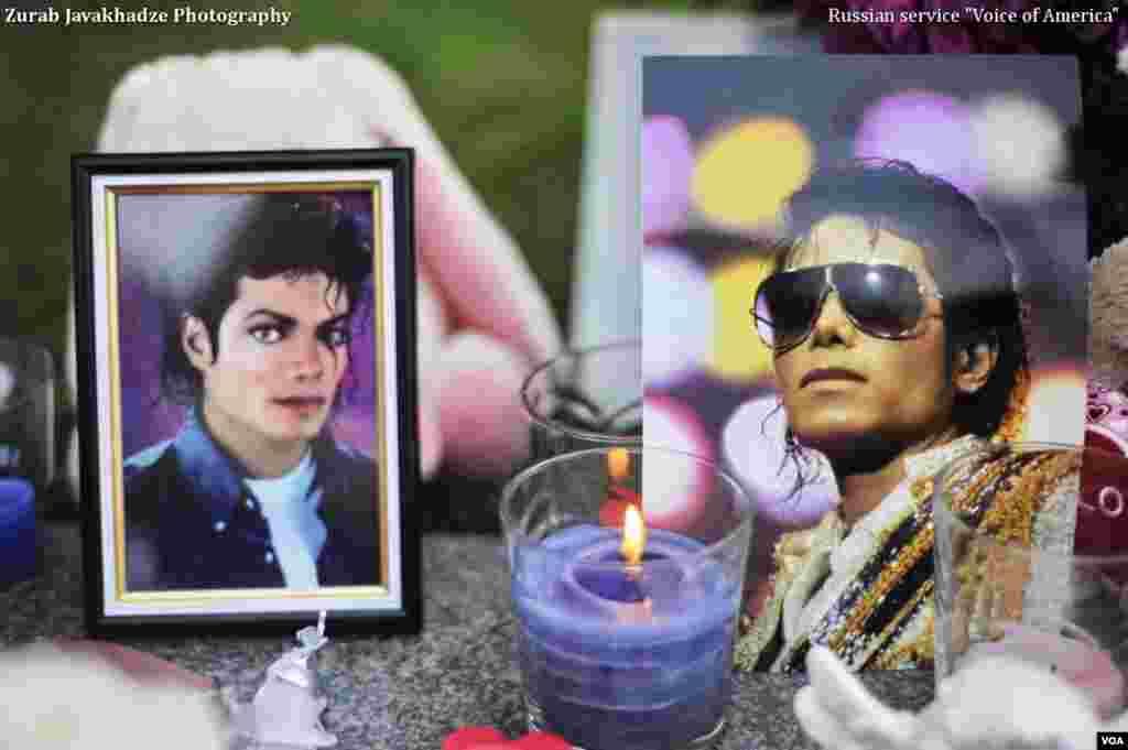 Флешмоб памяти Майкла Джексона