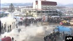 """Amnesty International kritikon policinë e Kosovës për """"forcë të tepruar"""""""