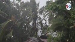 Huracán Eta deja dos muertos y daños materiales en Nicaragua