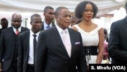 VaConstantino Chiwenga nemudzimai wavari kunetsana naye, Muzvare Marry Mubayiwa