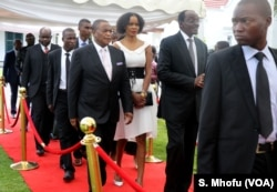 URetired General Constantino Chiwenga loMnu. Kembo Mohadi.