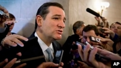 El senador Ted Cruz y sus colegas republicanos ven DACA como una amnistía y consideran que no es legal y es un error.