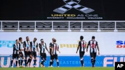 Newcastle United ေဘာလုံးသမားမ်ား