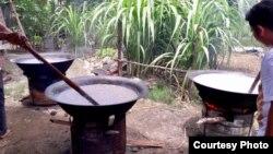 Bubur Asyura, bubur khas untuk berbuka puasa 10 Muharam. (Courtesy: Fikriah Haridhi/Bd.Aceh)