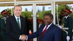 """Moçambique estuda pedido da Turquia para """"caçar terroristas"""""""