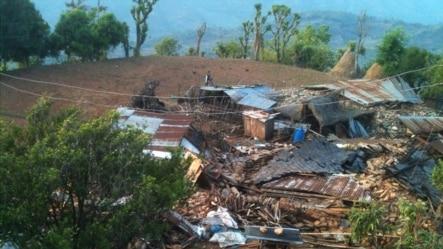 尼泊尔地震死亡人数超过4300人