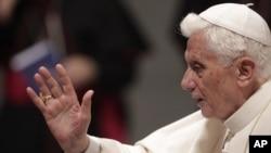 Ðức Giáo Hoàng Benedict XVI