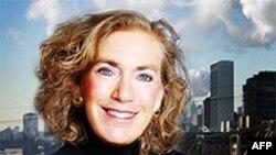 伊莲·福克斯鼓励女性进入科学领域