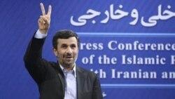 احمدی نژاد: ایران تمایلی به تولید بمب اتمی ندارد