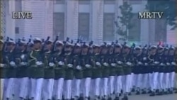 緬甸星期五舉行盛大閱兵活動