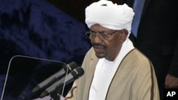 Incumbent President Omar al-Bashir was re-elected in a landslide that extended his 25-year rule. (June 2, 2015.)