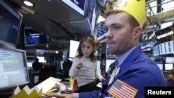 Un día después de Acción de Gracias en Wall Street. Optimismo.