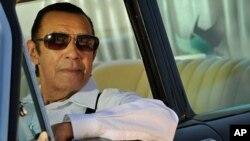 古巴吉它大师加尔班2010年10月资料照