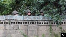 Penembakan di perbatasan Korea Selatan