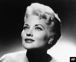 Пэтти Пейдж, 1958 год