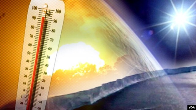 Existe consenso entre muchos científicos de que el calentamiento global es un problema real.