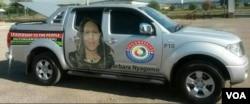 Seliqalisile ukukhankasela ukhetho oluzayo ibandla leProgressive Democrats of Zimbabwe elikhokhelwa nguNkosazana Barbara Nyagomo. (Umfanekiso: PDZ)