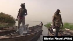 Abarovyi b'Abanyanijeriya mu Kiyaga Tchad