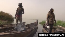 Impunzi z'abanyenijeriya mu muhana y'i Tagal, Tchad, itariki 24/04/2017