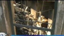 目击者说大马士革重要街区发生激烈交火