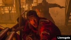 «مارک والبرگ» در فیلم «دیپ واتر هورایزن»