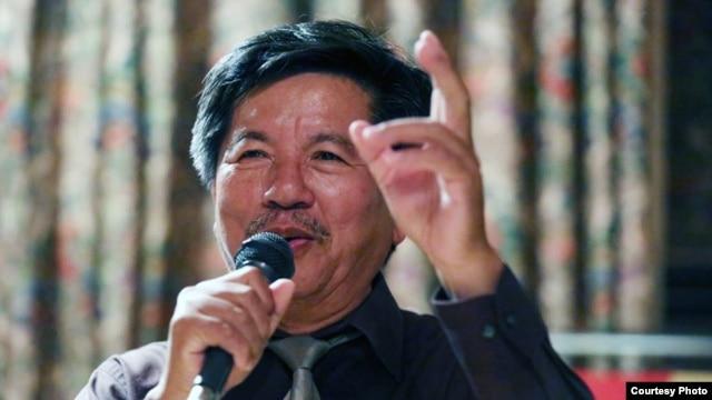 Nhà văn Trần Mạnh Hảo