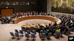 Dewan Keamanan PBB hari Kamis (28/4) mencabut embargo senjata 12 tahun terhadap Pantai Gading (foto: dok).