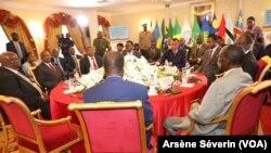 Appel à l'apaisement et à la retenue en RDC