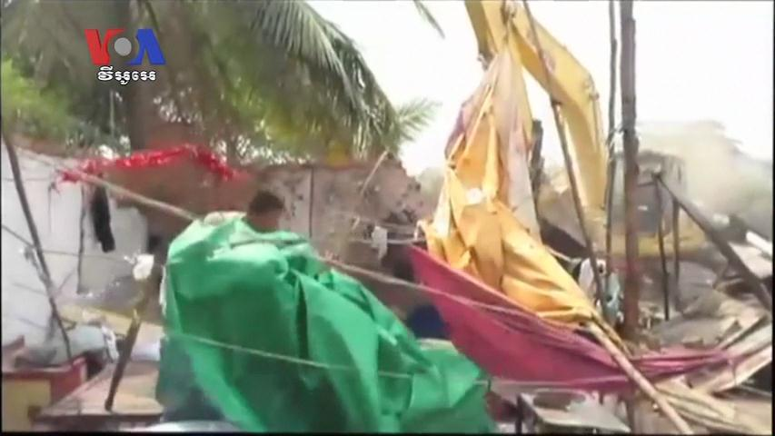 Seven Months On, Many Borei Keila Evictees Remain Homeless (Cambodia news in Khmer)
