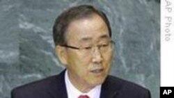 اشتراک سر منشی ملل متحد در کنفرانس کابل