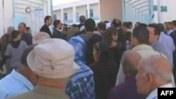 Первые свободные выборы в Тунисе