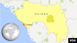La capitale guinéenne est prise par les embouteillages à cause des centaines de mariage qui ont lieu dans toute la ville.