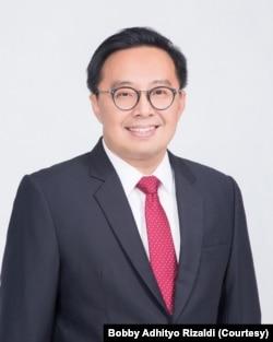 Bobby Adhityo Rizaldi, anggota Komisi I DPR, fraksi Partai Golkar. (Foto: koleksi pribadi)