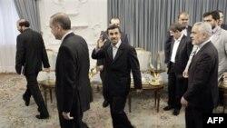احمدی نژاد در گفتگو با اردوغان بر گسترش تجارت نفت بين دوکشور تأکيد داشت