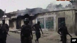Tentara Nigeria yang dituduh melakukan pelanggaran HAM, menewaskan 30 orang lebih di Nigeria utara, Kamis malam (1/11).
