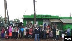 Kangemi, Nairobi, 27 de Novembro