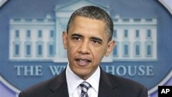 奥巴马总统就有关他出生证明的问题回答记者提问