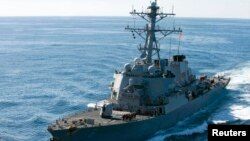 Washington cho biết 60% tàu bè của hải quân Mỹ sẽ được bố trí ở Thái bình dương trước năm 2020.