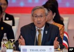 Thailand ASEAN